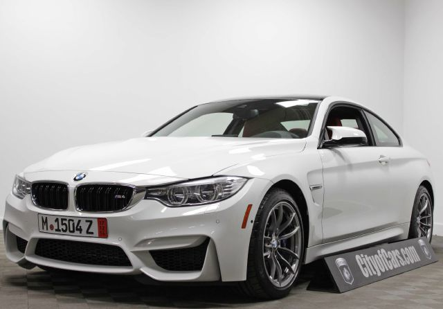 2015 BMW M4 Base M4 2dr Coupe