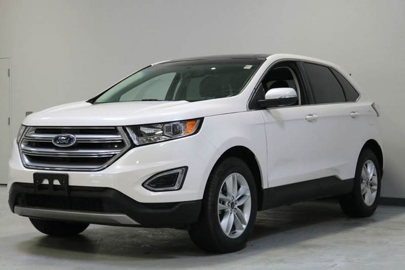 2016 ford edge awd sel 4dr suv in troy mi city of cars. Black Bedroom Furniture Sets. Home Design Ideas