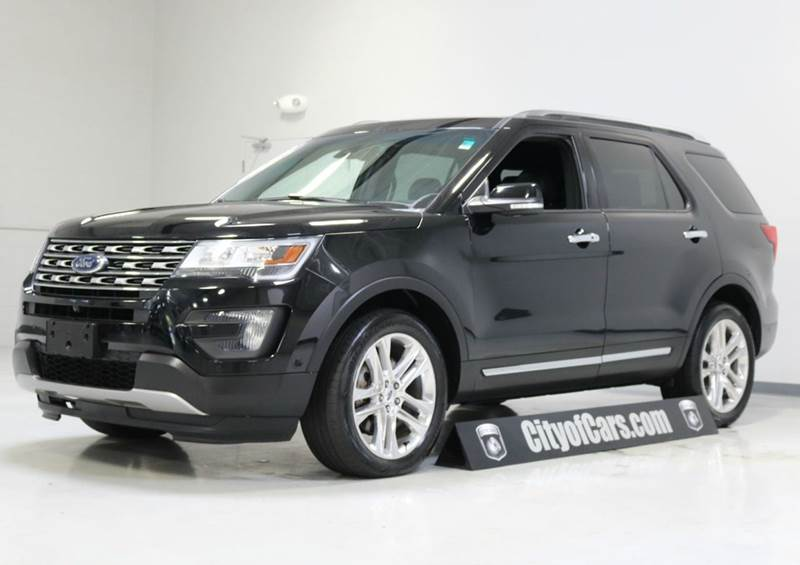 2016 Ford Explorer Limited AWD 4dr SUV