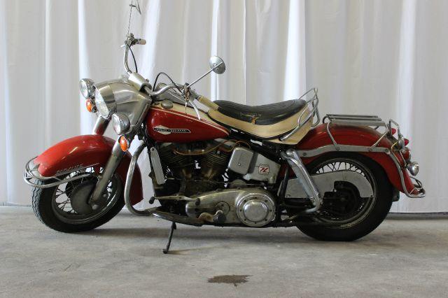 1963 Harley-Davidson Panhead