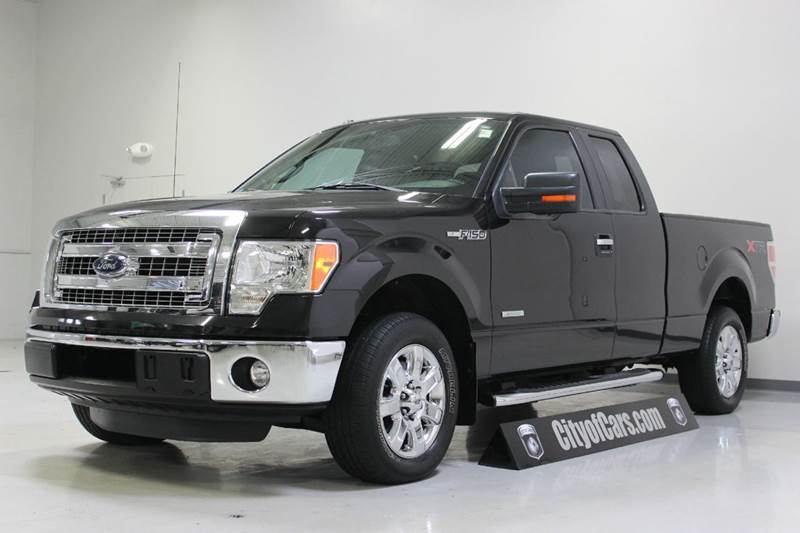 2013 Ford F-150 XLT 4x2 4dr SuperCab Styleside 6.5 ft. SB