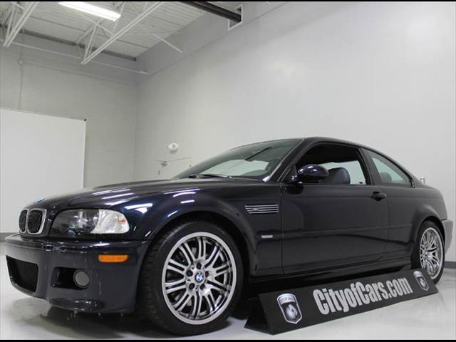 2002 BMW M3 Base 2dr Coupe