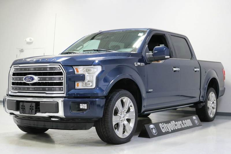 2016 Ford F-150 Limited 4x4 4dr SuperCrew 5.5 ft. SB