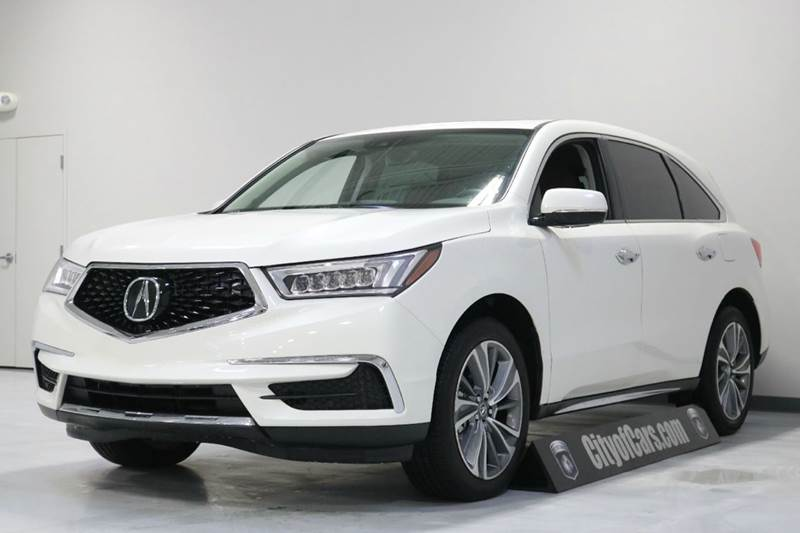 2017 Acura MDX SH-AWD w/Tech 4dr SUV w/Technology Package
