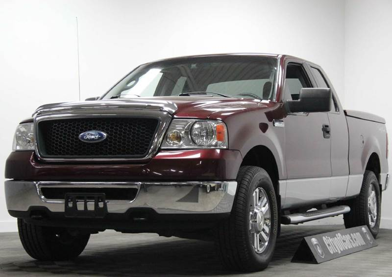 2006 ford f 150 xlt 4dr supercab 4wd styleside 6 5 ft sb in troy mi city of cars. Black Bedroom Furniture Sets. Home Design Ideas