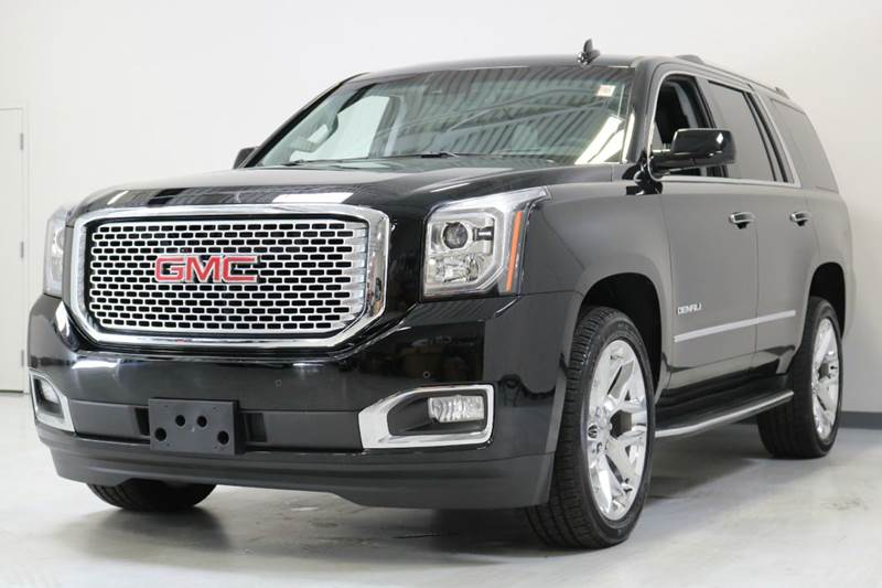 2017 gmc yukon denali 4x4 4dr suv in troy mi city of cars for Troy motor mall gmc