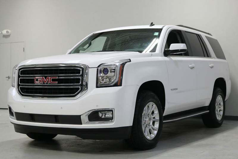 2015 gmc yukon sle 4x4 4dr suv in troy mi city of cars for Troy motor mall gmc
