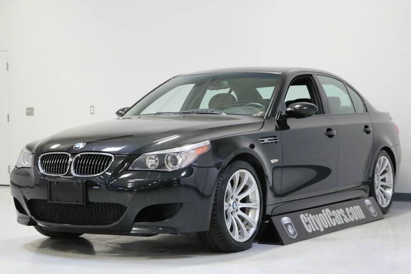 2006 BMW M5 Base 4dr Sedan