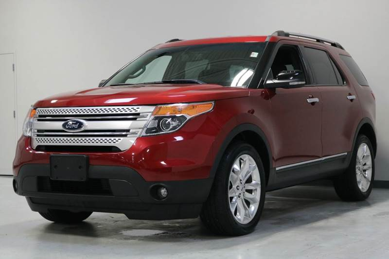 2013 Ford Explorer XLT AWD 4dr SUV