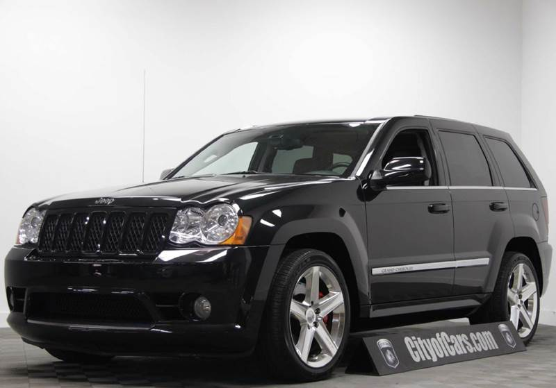 2010 jeep grand cherokee srt8 4x4 4dr suv in troy mi city of cars. Black Bedroom Furniture Sets. Home Design Ideas