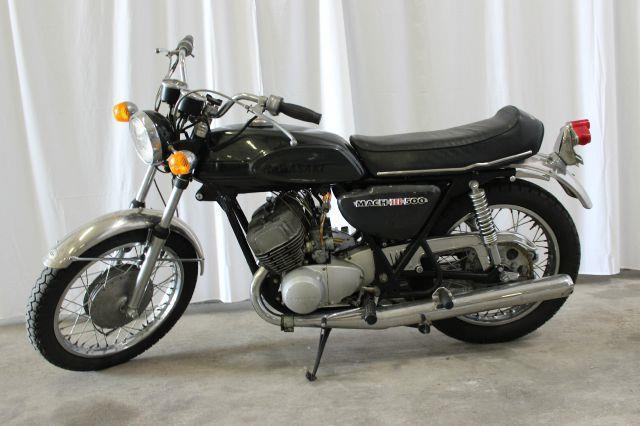 1970 Kawasaki 500 H1