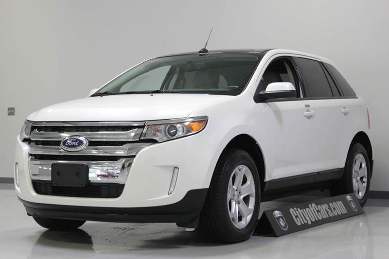 2013 Ford Edge SEL 4dr SUV
