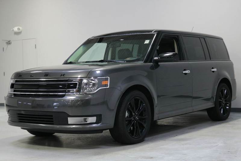2016 Ford Flex SEL AWD 4dr Crossover