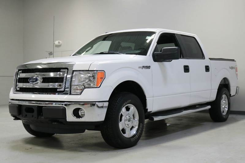 2014 Ford F 150 4x4 Xlt 4dr Supercrew Styleside 5 5 Ft Sb In Troy Mi City Of Cars