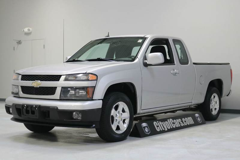 2011 Chevrolet Colorado LT 4x2 4dr Extended Cab w/1LT