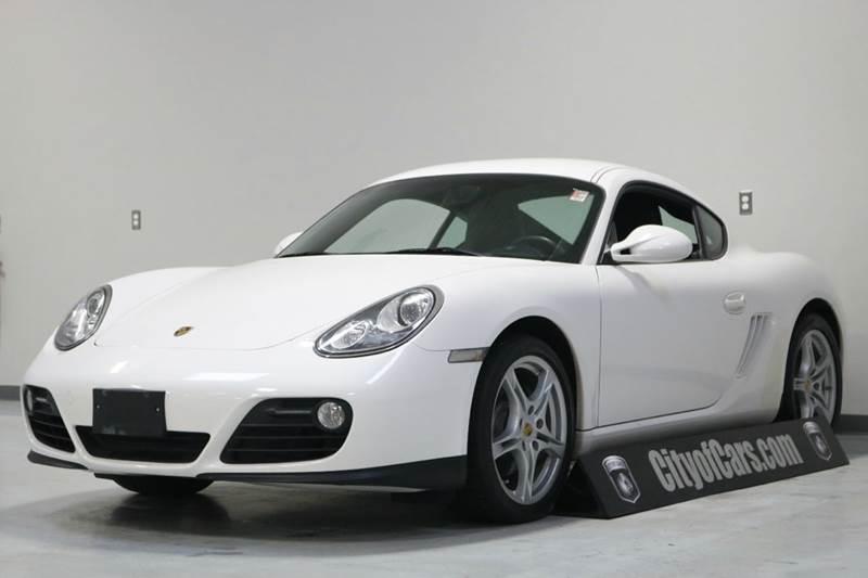 2009 Porsche Cayman Base 2dr Coupe