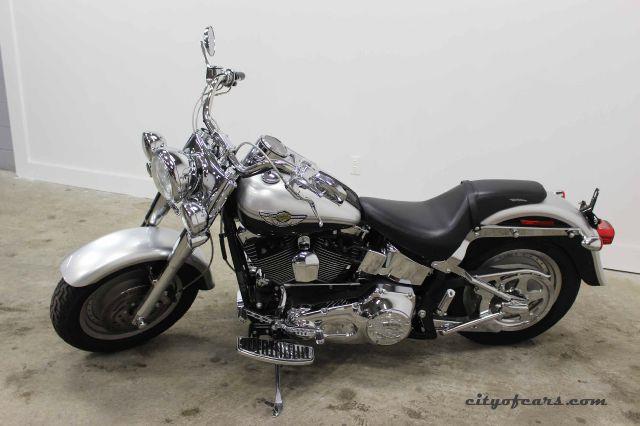 2003 Harley-Davidson FLSTFI FAT BOY