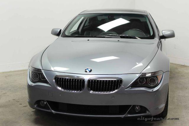 2007 BMW 6 Series 650i 2dr Coupe
