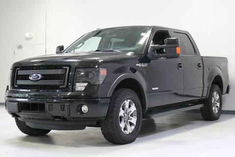 2014 Ford F150 For Sale  Carsforsalecom