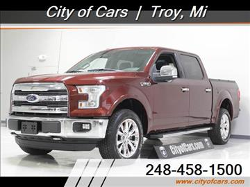 City Of Cars Used Cars Troy Mi Dealer