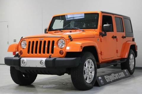 2013 Jeep Wrangler For Sale - Carsforsale.com