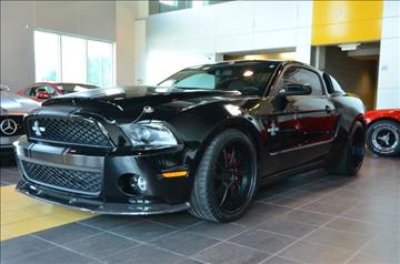 2012 Ford Shelby GT500 for sale in Sterling, VA