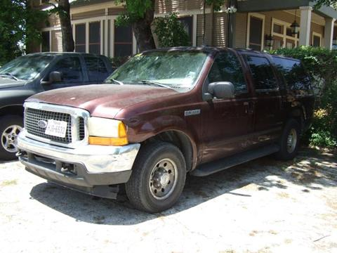 2000 Ford Excursion for sale in San Antonio, TX