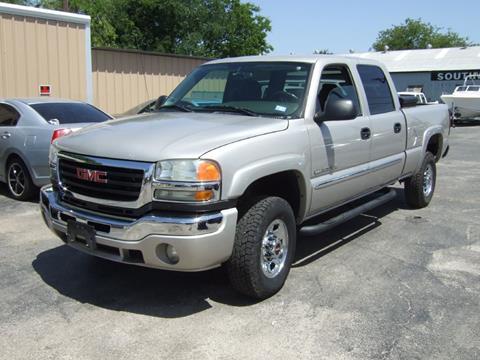 2005 GMC Sierra 2500HD for sale in San Antonio, TX