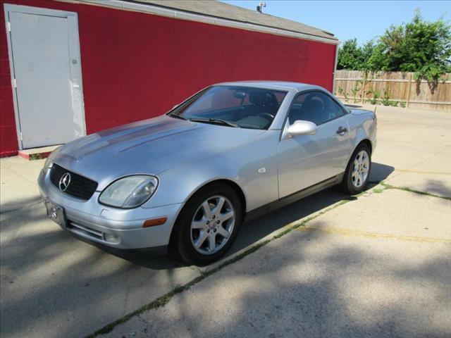 1999 Mercedes-Benz SLK-Class