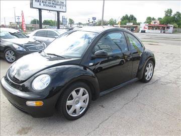 2002 Volkswagen New Beetle for sale in Tulsa, OK