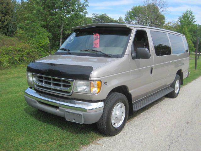 2001 Ford E-Series Wagon