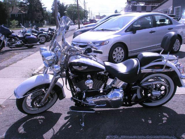 2006 Harley-Davidson Softtail deluxe