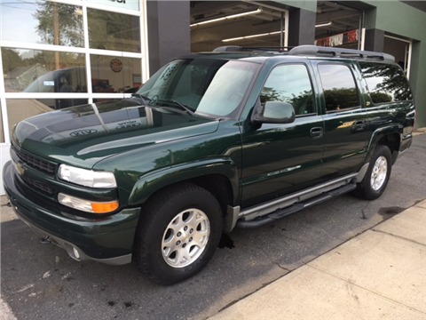 2002 Chevrolet Suburban for sale in Ansonia, CT