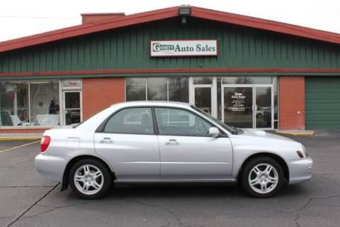 2002 Subaru Impreza for sale in Portage, MI