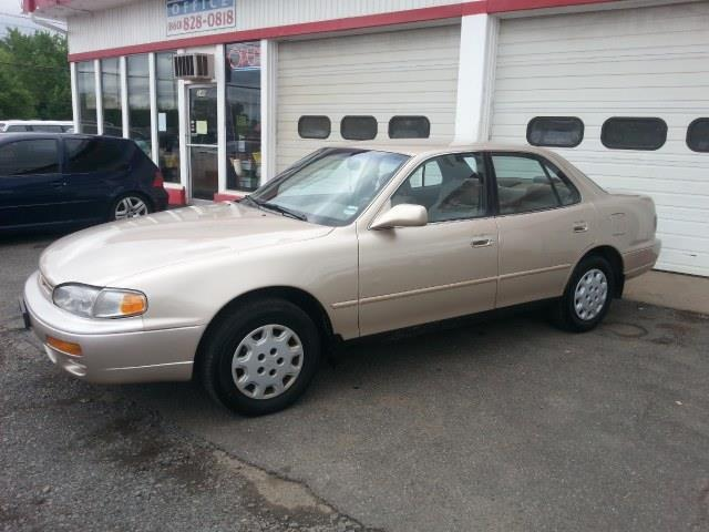 1996 Toyota Camry for sale in BERLIN CT