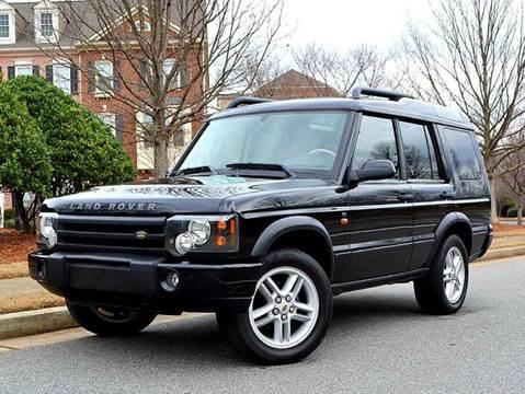 2004 Land Rover Discovery for sale in Alpharetta, GA