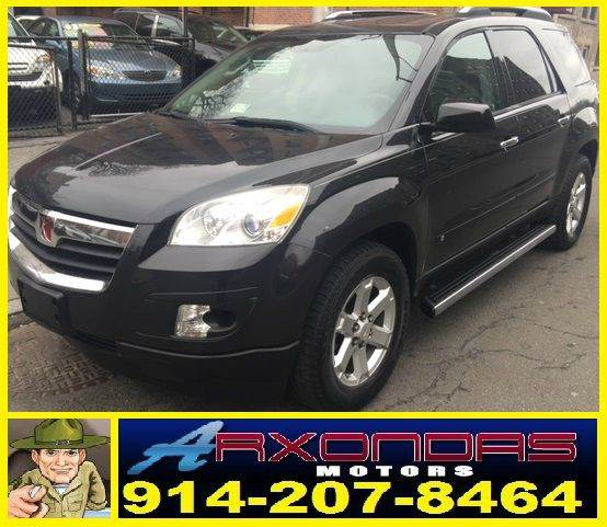 2007 saturn outlook xe 4dr suv in yonkers ny arxondas motors. Black Bedroom Furniture Sets. Home Design Ideas