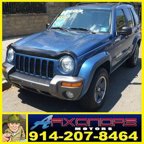 2004 jeep liberty columbia edition 4wd 4dr suv in yonkers ny arxondas motors. Black Bedroom Furniture Sets. Home Design Ideas