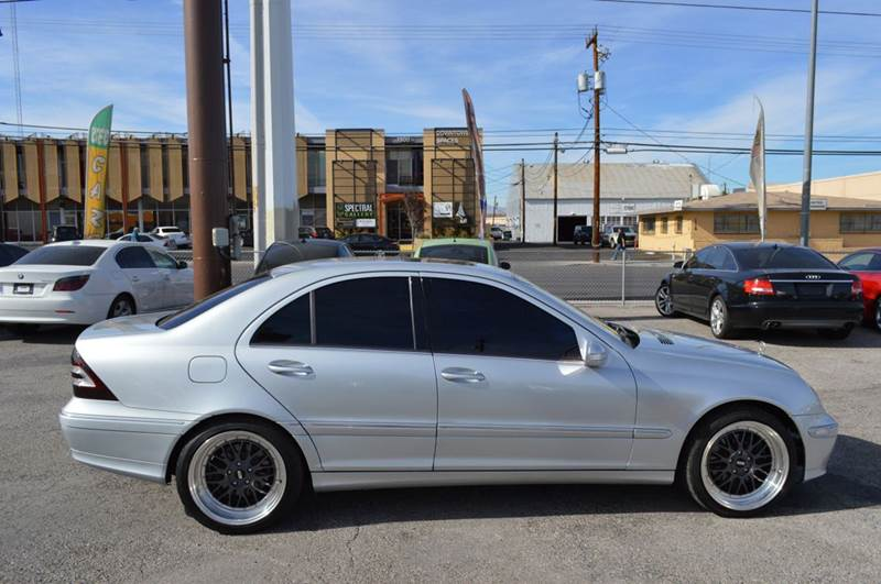 2006 mercedes benz c class awd c280 luxury 4matic 4dr for 2006 mercedes benz c280 4matic