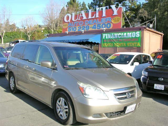 2005 Honda Odyssey for sale in Hayward CA