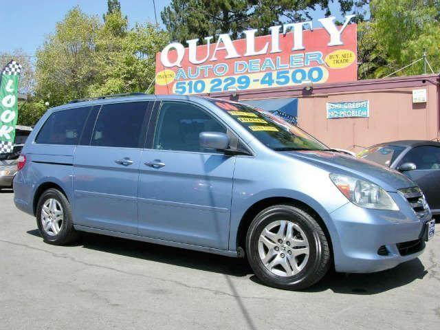 2006 Honda Odyssey for sale in Hayward CA