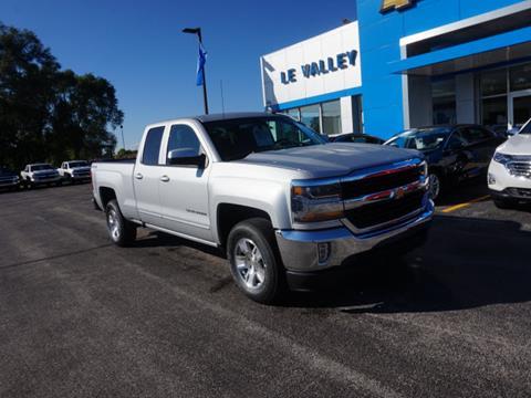 2018 Chevrolet Silverado 1500 for sale in Benton Harbor, MI