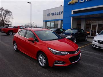 2017 Chevrolet Cruze for sale in Benton Harbor, MI