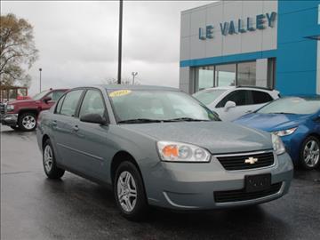 2007 Chevrolet Malibu for sale in Benton Harbor, MI