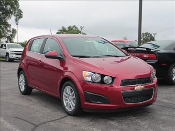2016 Chevrolet Sonic for sale in Benton Harbor, MI