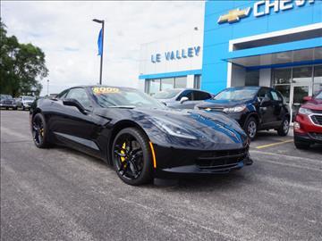 2017 Chevrolet Corvette for sale in Benton Harbor, MI