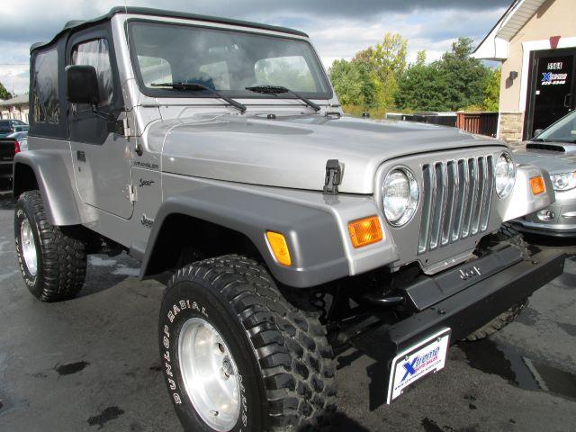 2002 Jeep Wrangler for sale in SPENCERPORT NY