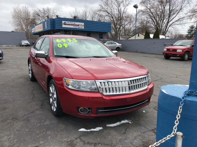 2009 Lincoln Mkz car for sale in Detroit