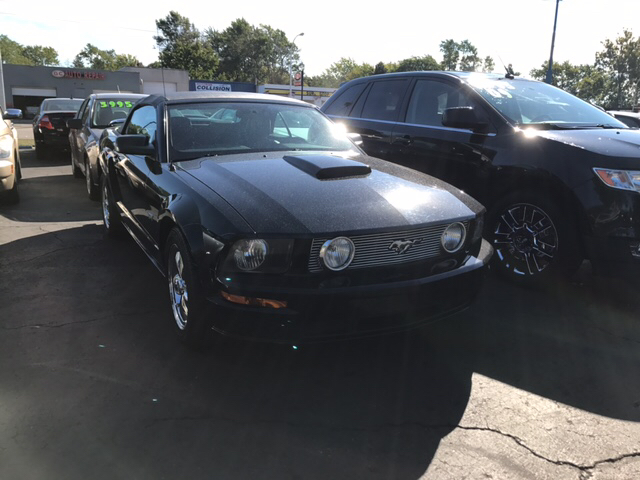 2007 Ford Mustang car for sale in Detroit