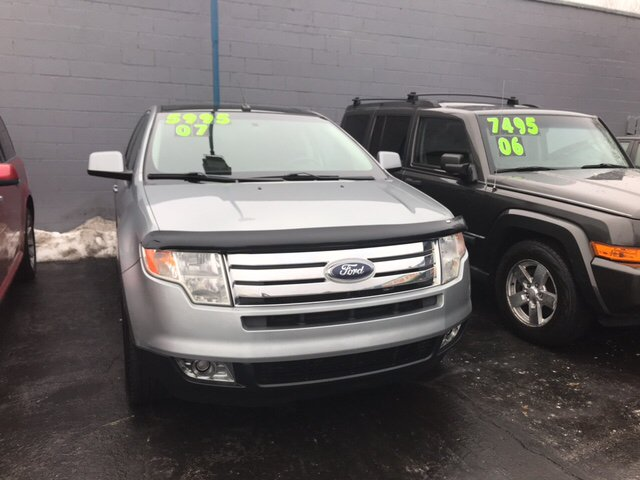 2007 Ford Edge car for sale in Detroit